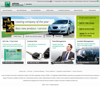 Arval PHH, a corporate fleet management info site written in coldfusion. 				<p>Featured information for drivers and fleet managers, Petrol pricing application that getting 200,000+ hits a day
