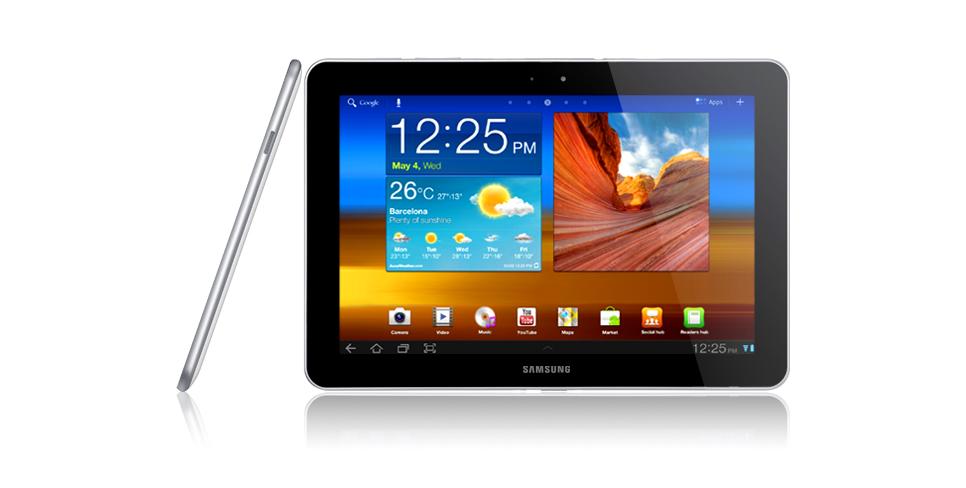 Samsung Galaxy Tablet 10.1