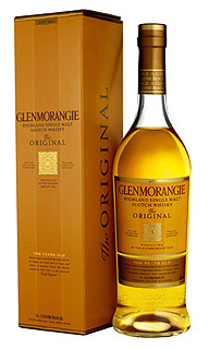 GlenMorangie - One of my favourite Whiskies